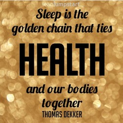 Sleep b the 
