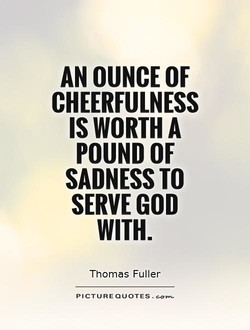 AN OUNCE OF 