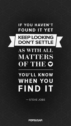IF YOU HAVEN'T 