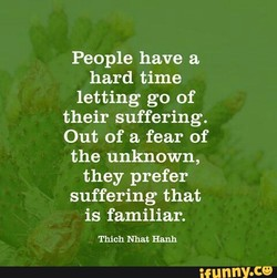People have a 