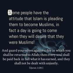 Some people have the 