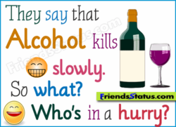 They say that 