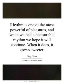 Rhythm is one of the most 