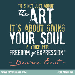 NOT JUST ABOUT 