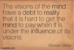 Ths visions of the mind 