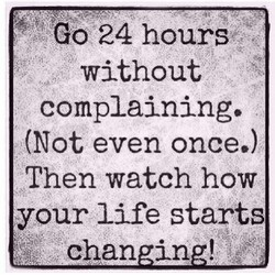 Go 24 hours 