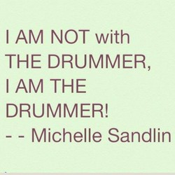 I AM NOT with 