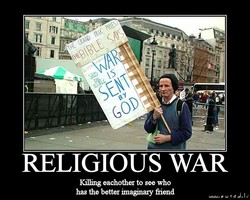 RELIGIOUS WAR 