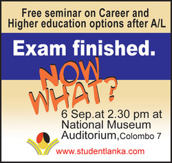 Free seminar on Career and 