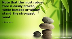 Note that the most robu 