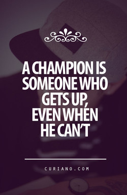 A CHAMPION 