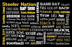 Steeler Nation* CAME DAY 