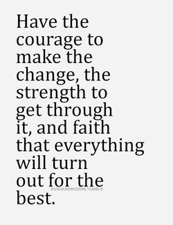 Have the 