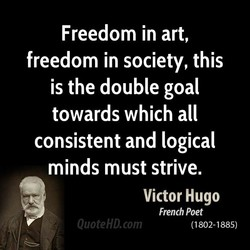 Freedom in art, 