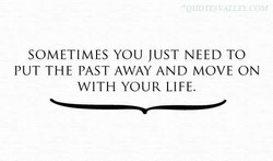 SOMETIMES YOU JUST NEED TO 