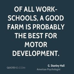 OF ALL WORK- 