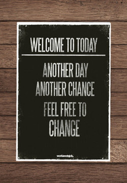 WELCOME TO TODAY 