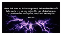 I do not think there is any thrill that can go through the human heart like that felt 