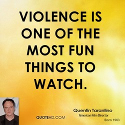 VIOLENCE IS 