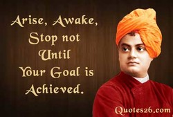 Arise, Awake, 