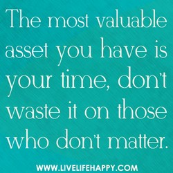 The most valuable 