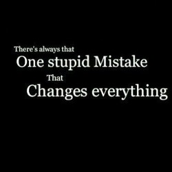 There's always that 