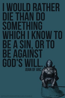 I WOULD RATHER 