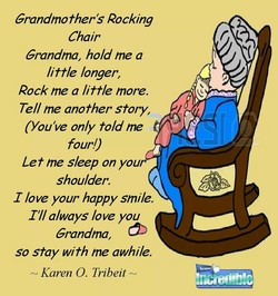 Grandmother's Pocking 