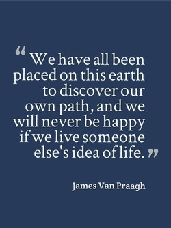 We have all been 