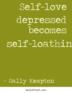 Self-love 