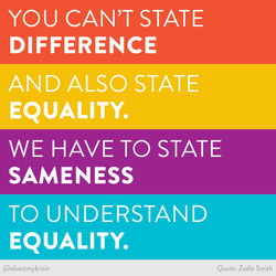YOU CAN'T STATE 
