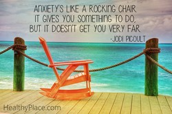 LIKE A Rocqnc CHAIR 