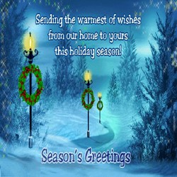 Sending the warmest of wishes 