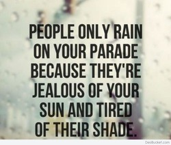 PEOPLE ONLY RAIN 