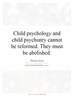 Child psychology and 