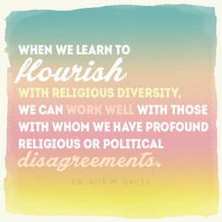 WHEN WE LEARN TO 