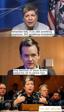 Remember kids, if you SEE something 