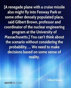[A renegade plane with a cruise missile 