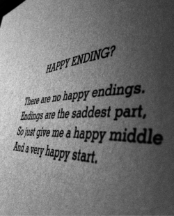 HAPPYENDING? 