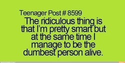 Teenager Post # 8599 