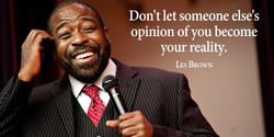 Don't let someone else's 