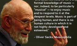 formal knowledge of music — 