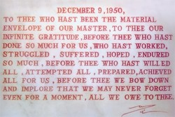 DECEMBER 9 ,1950, 