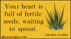 Your heart is 