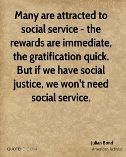 Many are attracted to 