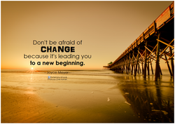 Don't be afraid of 
