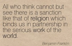 All who think cannot but 
