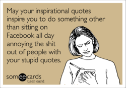 May your inspirational quotes 
