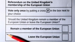 Referendum on the United Kingdom's 