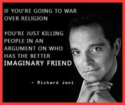IF YOU'RE GOING TO WAR 